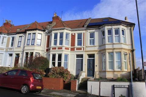 3 bedroom terraced house for sale - Halsbury Road, Westbury Park, Bristol