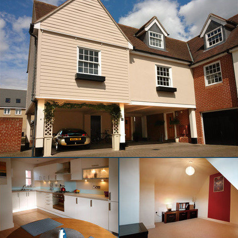 2 bedroom link detached house for sale - Marriages Yard, Colchester, CO1 2ZE