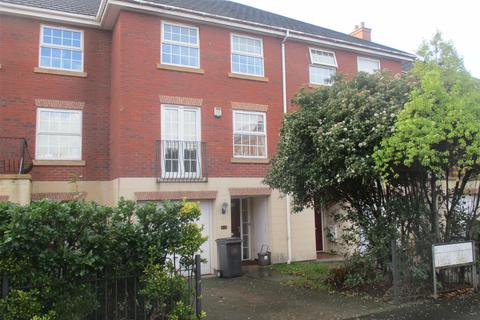 4 bedroom townhouse for sale - Heol Terrell, Lansdown Gardens, Canton, Cardiff