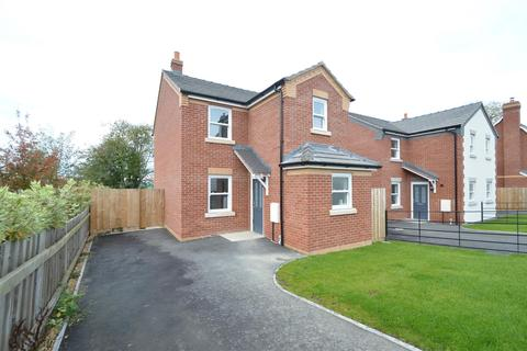 3 bedroom detached house for sale - Plot 39,  Type B, Brades Meadow, Mortimer Road, Montgomery, SY15 6UP