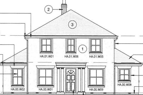 3 bedroom detached house for sale - Plot 46, Type G, Brades Meadow, Mortimer Road, Montgomery, SY15 6UP