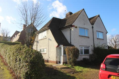 3 bedroom semi-detached house for sale - Bradmore Rise, Sherwood, Nottingham, NG5 3BJ