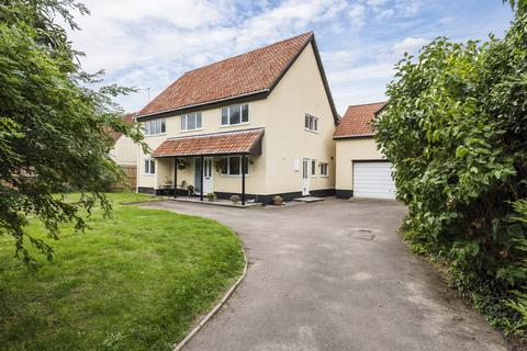 4 bedroom detached house for sale - The Green, Tuddenham