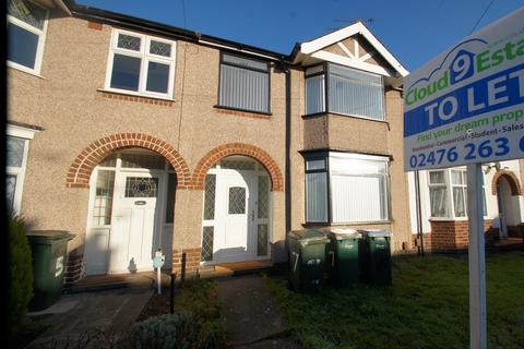 3 bedroom terraced house to rent - Armstrong Avenue, Coventry, CV3 1BL