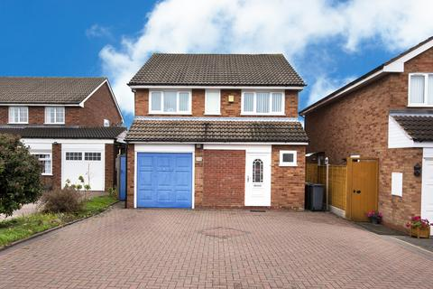 3 bedroom detached house for sale - Park Hall Crescent, Castle Bromwich, Birmingham
