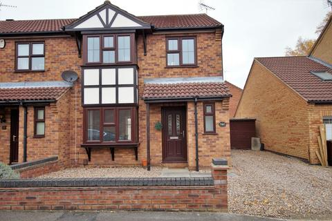 3 bedroom semi-detached house for sale - Wedgewood Road, Lincoln