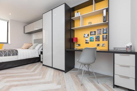 Studio to rent - Great Western Street