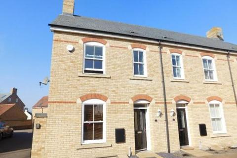 3 bedroom end of terrace house to rent - Charlotte Avenue, Fairfield