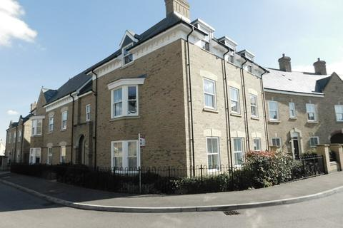 2 bedroom apartment to rent - Charlotte Avenue, Fairfield, Hitchin, SG5 4GQ