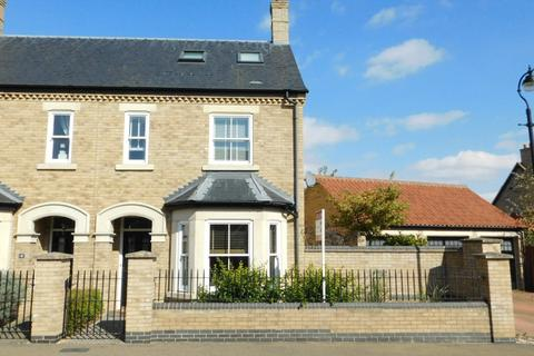3 bedroom semi-detached house for sale - Nightingale Way, Fairfield, Hitchin, Herts, SG5 4FN