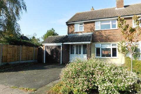 3 bedroom semi-detached house for sale - Home Close, Stotfold, Hitchin, Herts SG5 4DJ