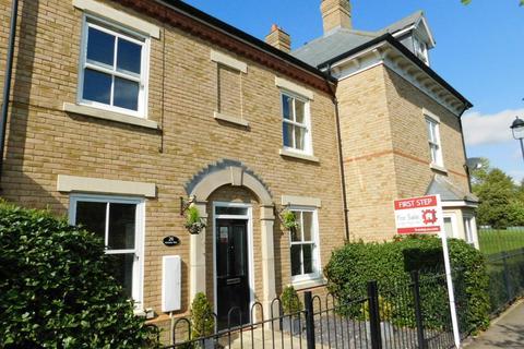 3 bedroom terraced house for sale - Nickleby Way, Fairfield, Hitchin SG5 4FJ