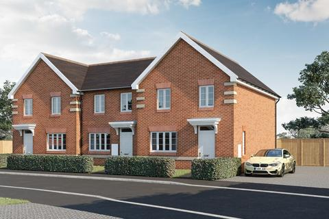 3 bedroom end of terrace house for sale - Soundy Paddock, Potton Road, Biggleswade SG18 0RQ