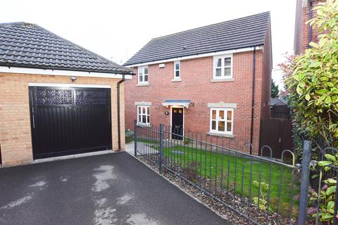 4 bedroom detached house for sale - Wakeford Way, Warmley, Bristol