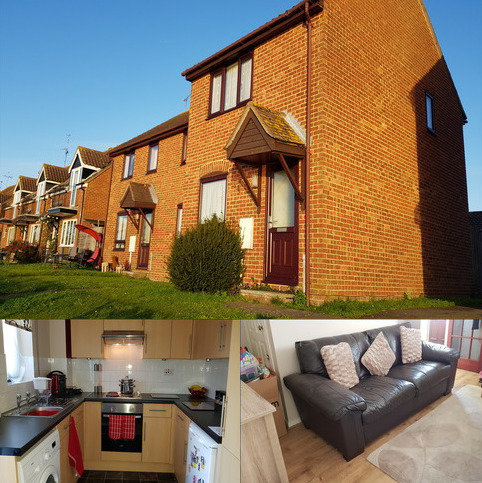 2 bedroom terraced house to rent - Rectory Close, Wouldham, Rochester, Kent ME1