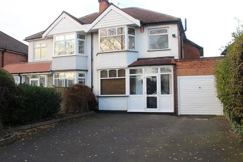 3 bedroom semi-detached house to rent - Colebrook Road, Shirley, B90