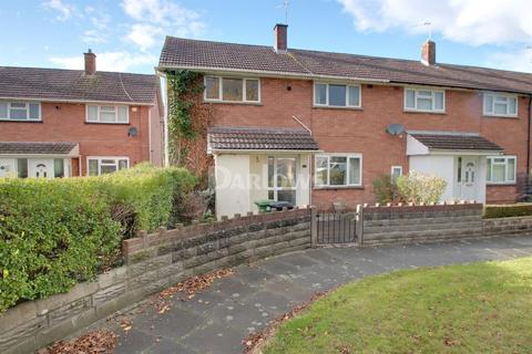 3 bedroom end of terrace house for sale - Dunster Road, Llanrumney, Cardiff