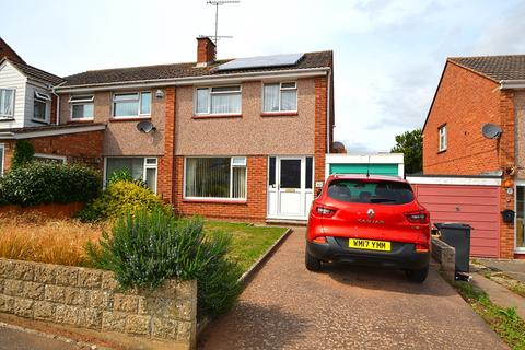 3 bedroom semi-detached house for sale - Elm Grove Drive, Dawlish