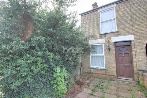 2 bedroom end of terrace house for sale - Horseshoe Terrace, Wisbech