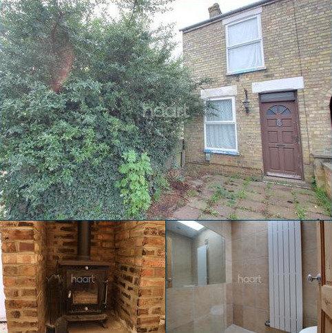 2 bedroom terraced house for sale - Horseshoe Terrace, Wisbech