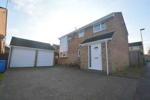5 bedroom detached house for sale - Houghton Close, West Norwich