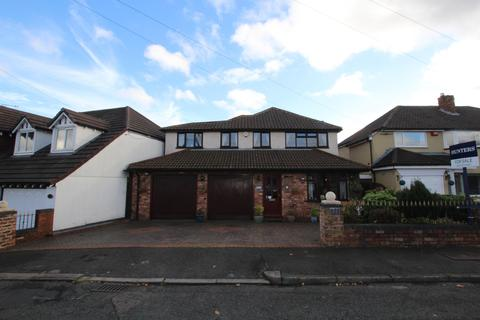 4 bedroom detached house for sale - Queslett Road East, Sutton Coldfield, B74 2ER