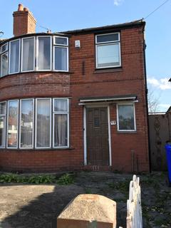 4 bedroom semi-detached house to rent - Alan Road, Withington