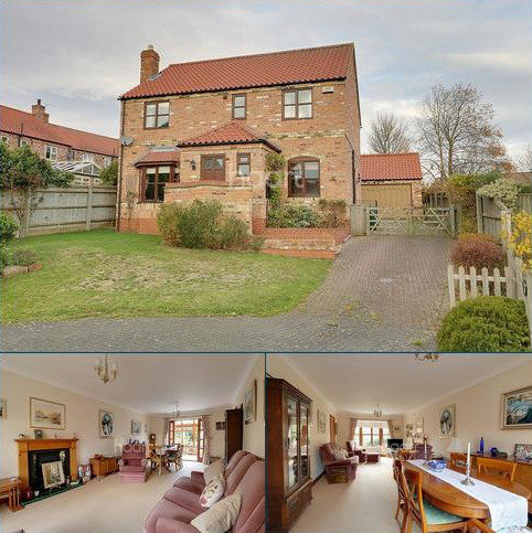 4 bedroom detached house for sale - Kings Hill, Caythorpe