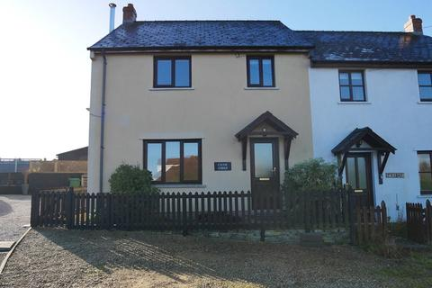 3 bedroom semi-detached house to rent - Bronllys, Brecon, Powys.