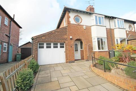 3 bedroom semi-detached house for sale - Walney Road, York, YO31 1AH