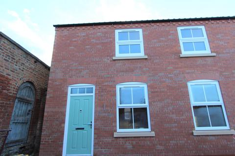 2 bedroom end of terrace house for sale - The Orchard, Thames Street, Louth, LN11 7AD