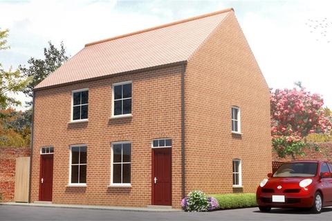 2 bedroom end of terrace house for sale - The Orchard, Thames Street, Louth