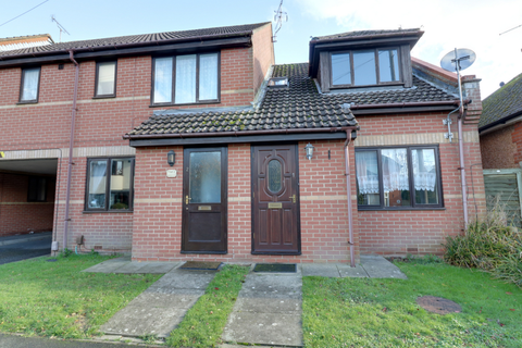 1 bedroom end of terrace house to rent - Appleby Court, Dering Road, TN24