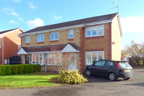 3 bedroom semi-detached house for sale - St Judes Close, Huyton, Liverpool