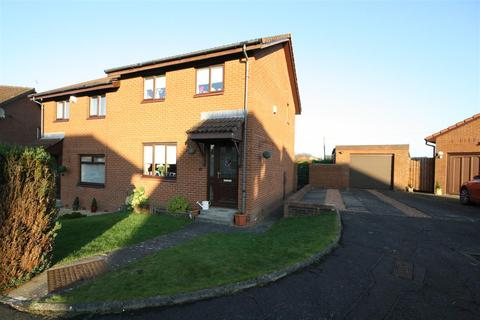 3 bedroom semi-detached house to rent - Blenheim Place, Stenhousemuir