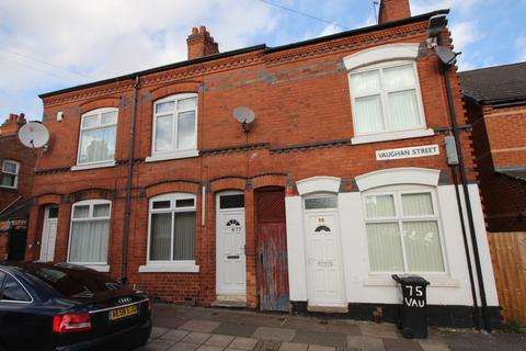 2 bedroom house to rent - Voughan Street, Leicester, LE3
