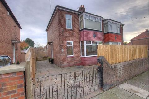 3 bedroom semi-detached house for sale - Druridge Drive, Newcastle upon Tyne, NE5 3LD