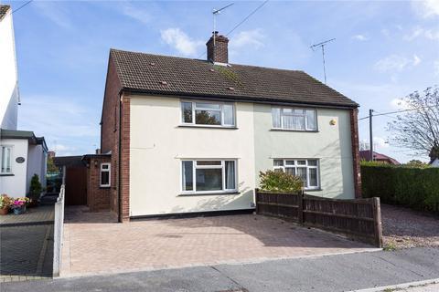 2 bedroom semi-detached house for sale - Orton Close, Margaretting, Ingatestone, Essex, CM4