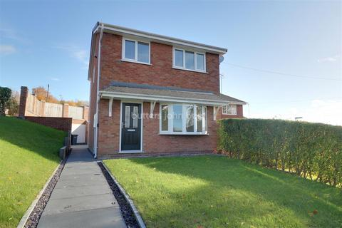 3 bedroom detached house for sale - Stoke-on-trent