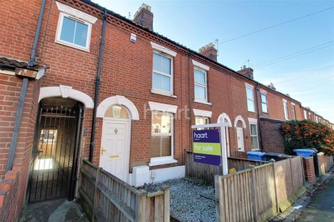 3 bedroom terraced house for sale - Knowsley Road, NR3