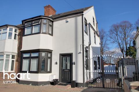 5 bedroom semi-detached house for sale - Leagrave Road, Luton