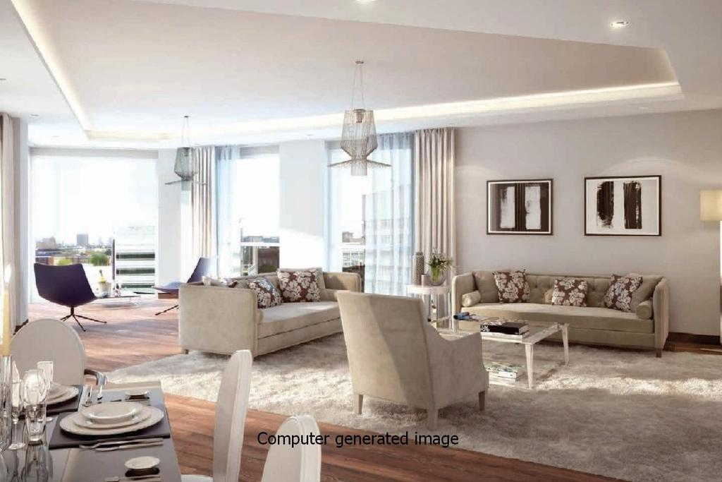 3 Bedrooms Flat for sale in Glenthorne Road, Hammersmith, W6