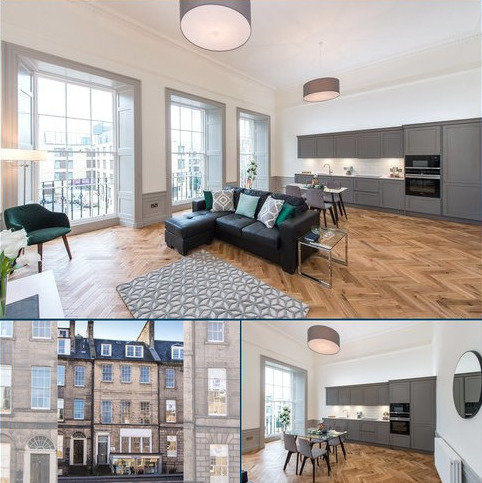 1 bedroom flat for sale - York Place, Edinburgh, Midlothian, EH1