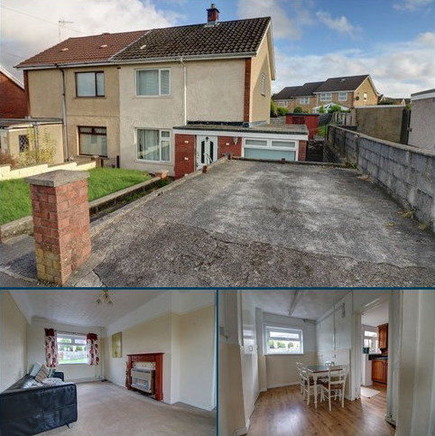 2 bedroom semi-detached house to rent - Longview Road, Clase, Swansea, City And County of Swansea.