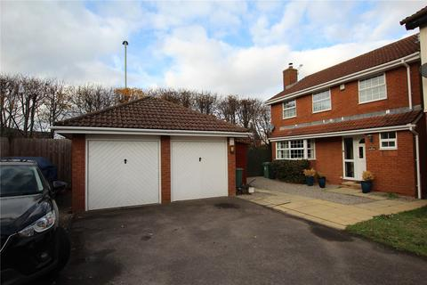 4 bedroom detached house to rent - Benson Close, Abbeymead, Gloucester, GL4