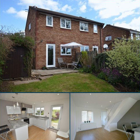 2 bedroom semi-detached house to rent - Woodmere Way, Kingsteignton