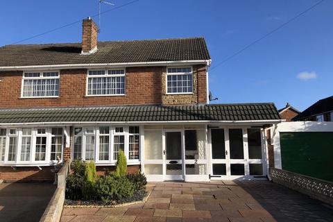 3 bedroom semi-detached house to rent - Firbank Way, Pelsall, Walsall