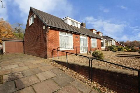 2 bedroom semi-detached bungalow for sale - Spencer Lane, Bamford, Rochdale OL11 5PE