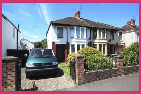 3 bedroom semi-detached house for sale - Fairways Crescent, Cardiff - REF# 00005611