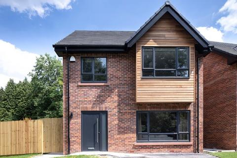 4 bedroom detached house to rent - Silverdale Road, Gatley